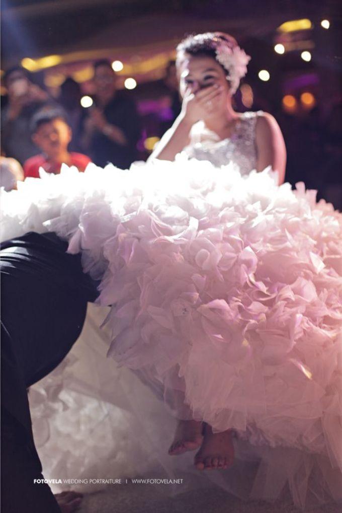 Fendy & Jeany Wedding by fotovela wedding portraiture - 047