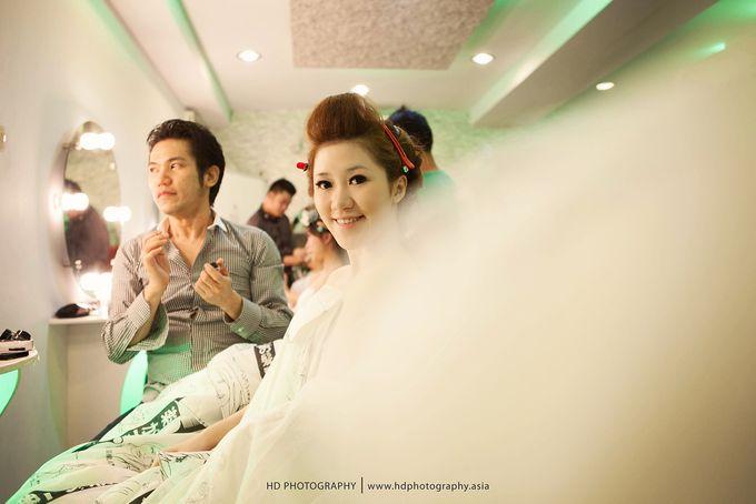 Fery & Nova - Wedding Day by HD Photography - 002