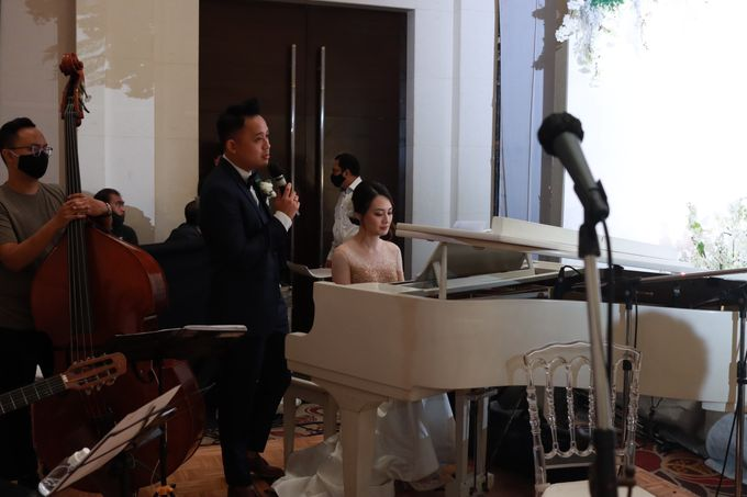 MC Wedding Intimate Fairmont Jakarta - Anthony Stevven by Anthony Stevven - 011
