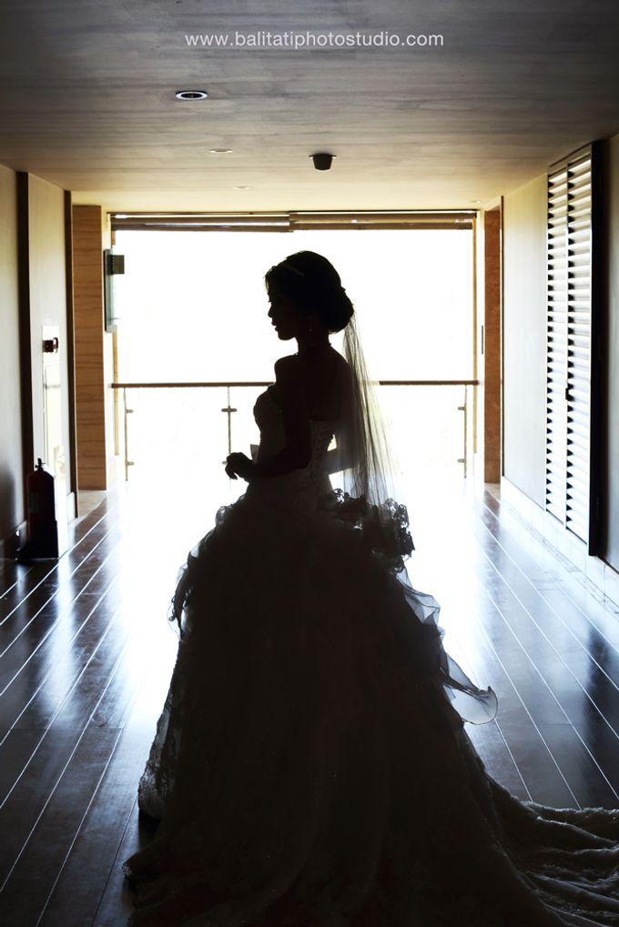 The Wedding of Ivan & Indah by Tati Photo - 014