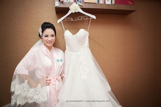 Wong & Devy - Wedding Day by HD Photography - 002