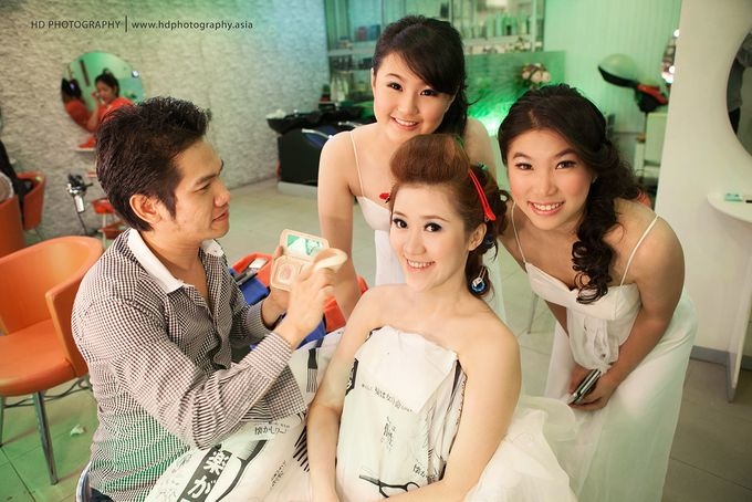 Fery & Nova - Wedding Day by HD Photography - 003