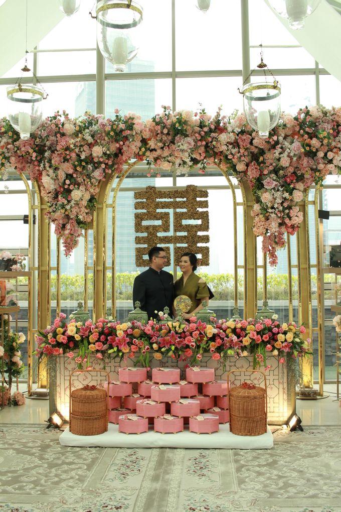 MC Sangjit & MC EngagementnThe Glass Terrace Grand Hyatt Jakarta  By Double V Entertainment by Anthony Stevven - 001