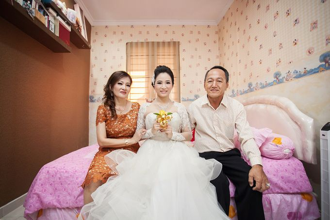 Wong & Devy - Wedding Day by HD Photography - 004
