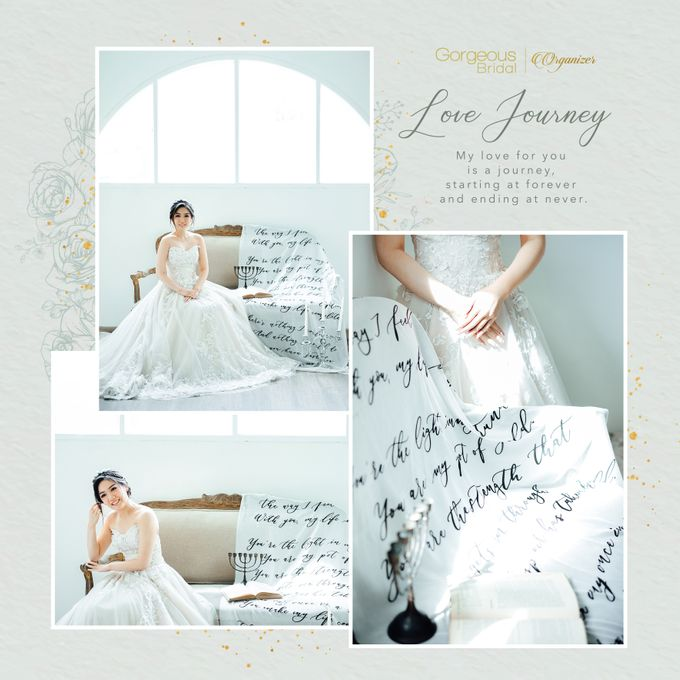 Our LOVE Story ... by Gorgeous Bridal Jakarta - 004
