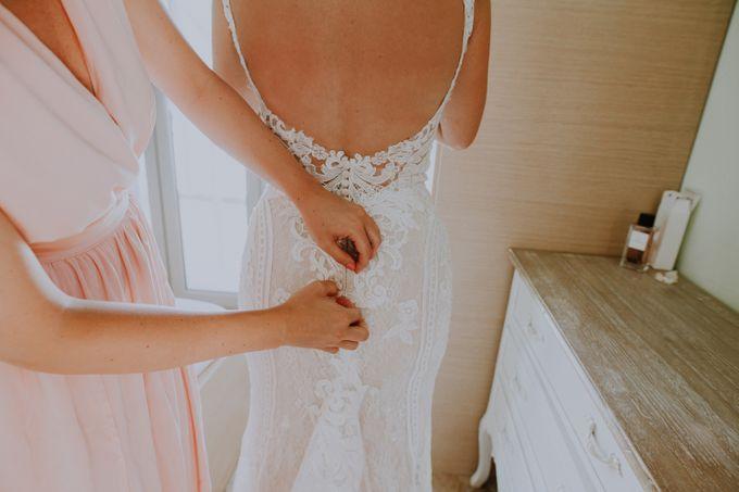 Glamorous destination beach wedding in Lefkada by Your Lefkada Wedding - 006