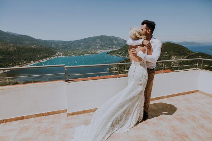 Glamorous destination beach wedding in Lefkada by Your Lefkada Wedding - 008