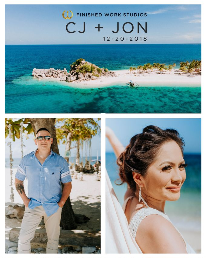 CJ & John Cinematic Same Day Edit by Finished Work Studios - 001