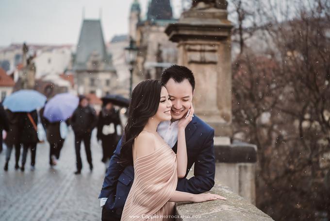 Ivan and Clarine Prewedding by Cappio Photography - 001
