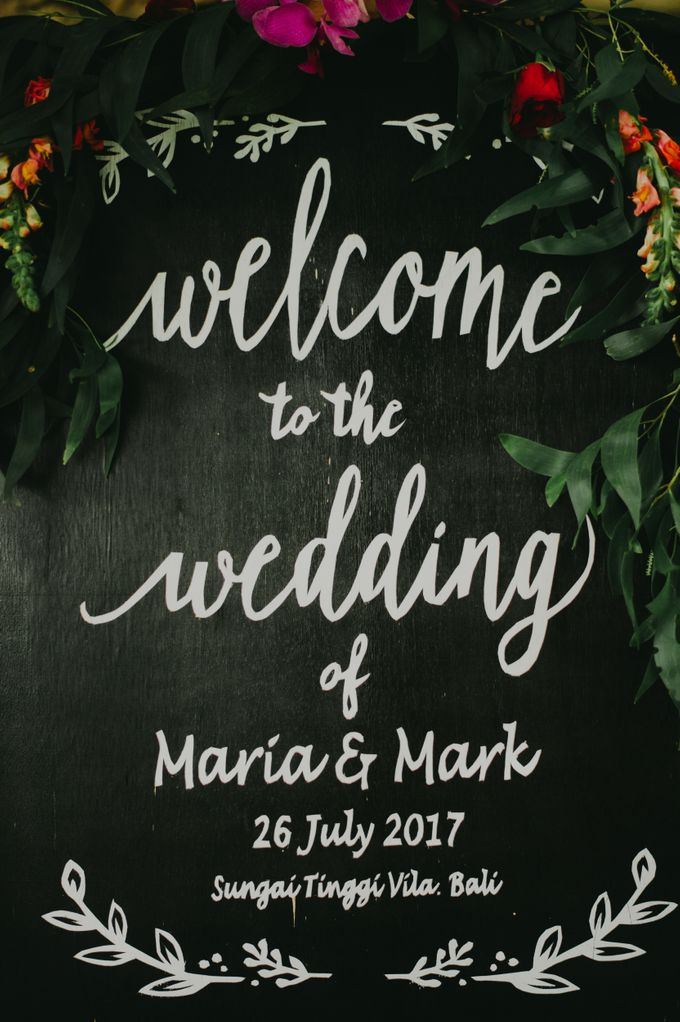 The Wedding of Mark & Maria by BDD Weddings Indonesia - 001