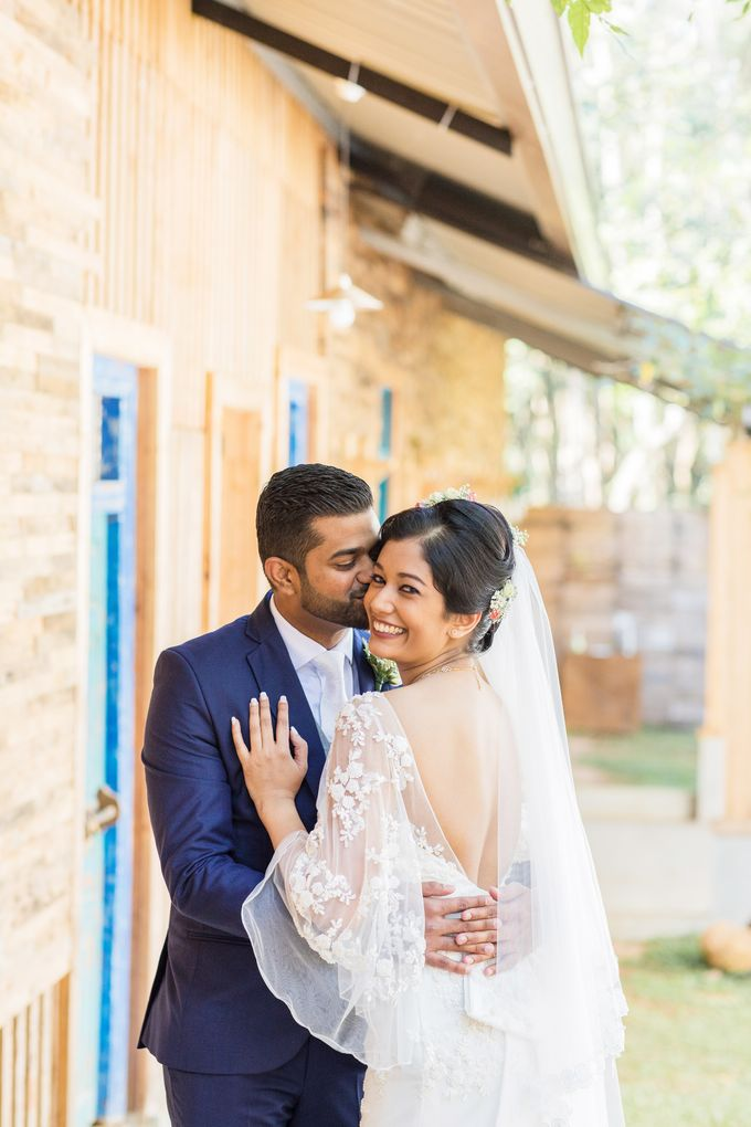 Wedding of Prabudhi & Thilina by DR Creations - 001