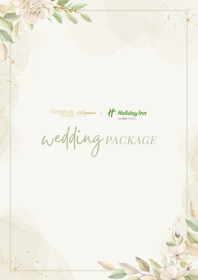 Gorgeous Bridal Organizer X Holiday Inn by Gorgeous Bridal Jakarta - 003