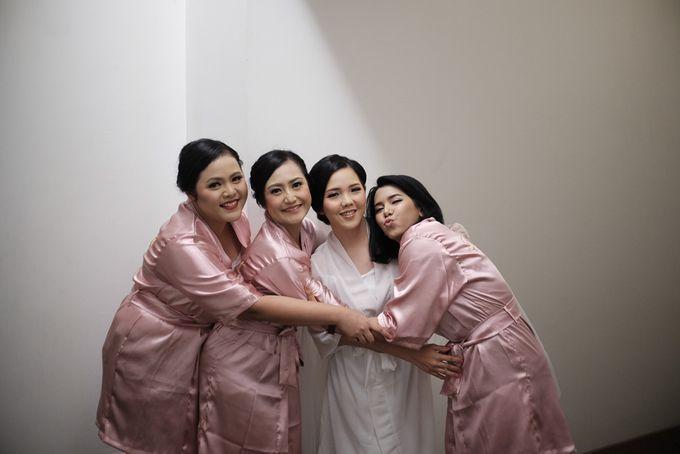 Adri & Teresia Wedding by deVOWed Wedding & Event Planner - 001