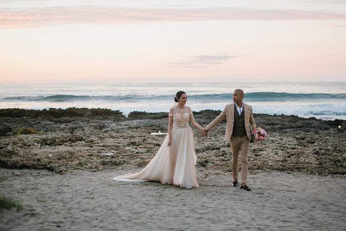 Christian and Carol Beach Themed Wedding - La Union Wedding Photographer by Mot Rasay Photography - 009
