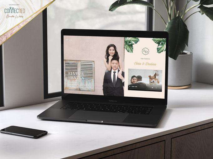 Elvin & Devina - Digital Invitation / Undangan Digital Connectied v1.1 + Live Streaming by Connectied Virtual Wedding - 001