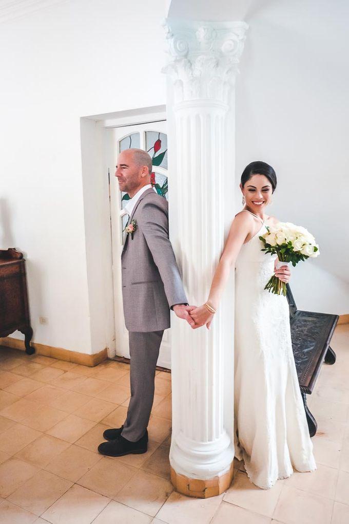 Wedding at Garden with cityview by Producciones Almendares - 001