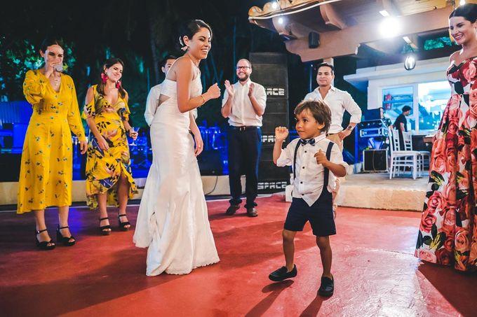 Wedding at Garden with cityview by Producciones Almendares - 012