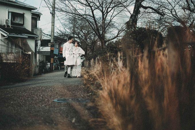 Kyoto PREWEDDING by Costes Portrait - 011