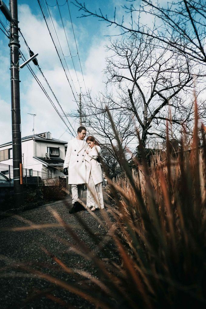 Kyoto PREWEDDING by Costes Portrait - 007