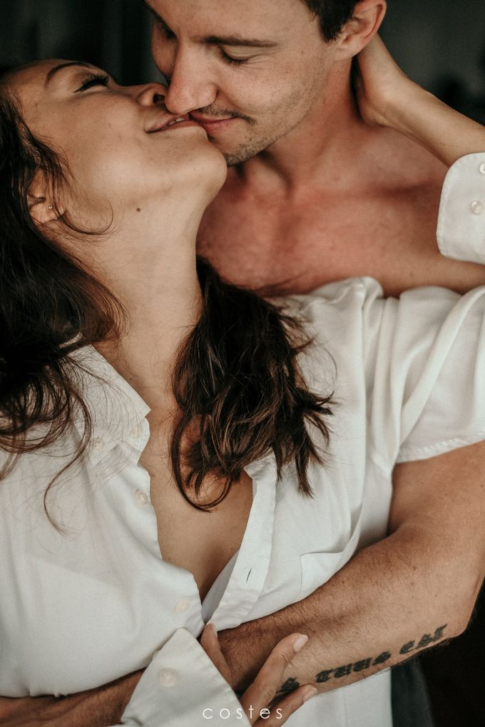 Post-wedding of Daniel & Lena by Costes Portrait - 002