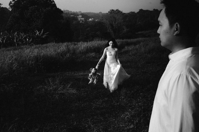 The Prewedding Of Erick and Michelle by Costes Portrait - 003