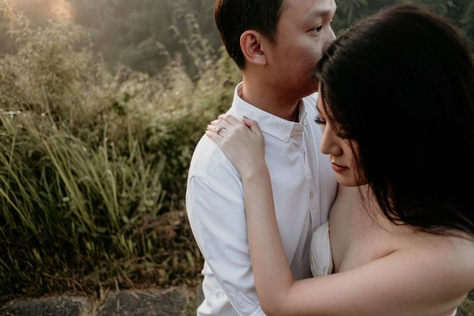 The Prewedding Of Erick and Michelle by Costes Portrait - 020
