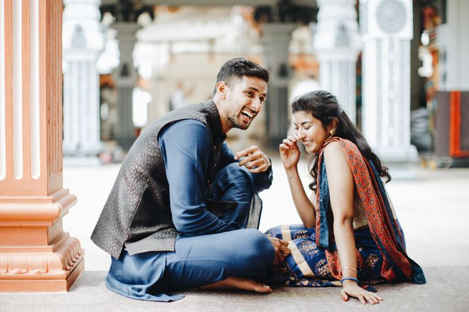 Sahil & Sita Prewedding by Hilda by Bridestory - 001