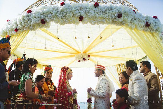 Childhood Sweethearts - Rahul & Priyanka by Vivaah Weddings - 009