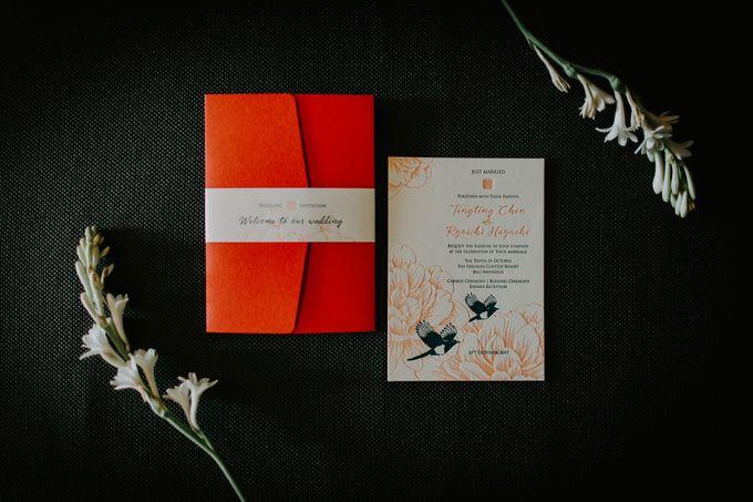The Wedding of Ryoichi & Stephanie by BDD Weddings Indonesia - 001