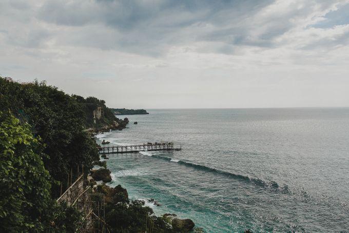 Denny & Maureen @ Ayana by Bali Dream Day - 001