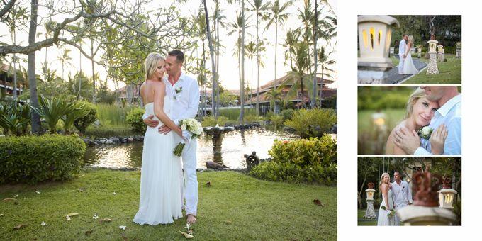 Patrick & Kristina Wedding by Meliá Bali Indonesia - 004