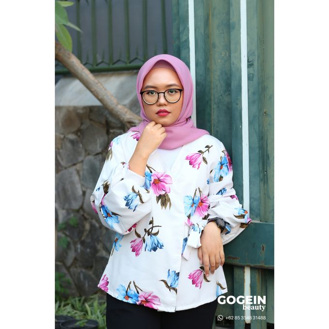 Party Hijab Make-Up by Gogein Beauty - 010