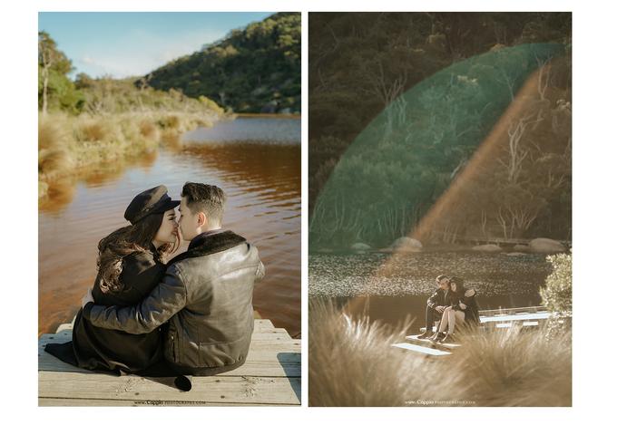 Christian and Gracia Prewedding by Cappio Photography - 010