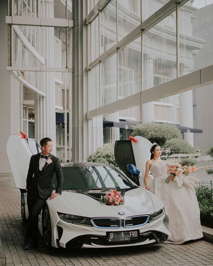 Wedding of Fendi & Olivia - 15.12.19 by The Ritz-Carlton Jakarta, Mega Kuningan - 010