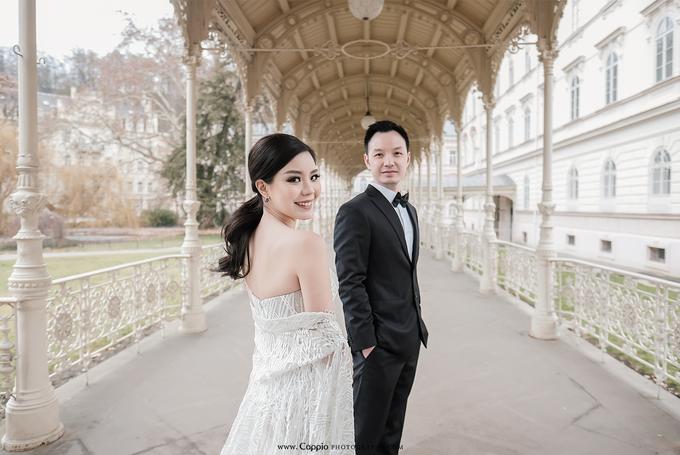 Ivan and Clarine Prewedding by Cappio Photography - 010