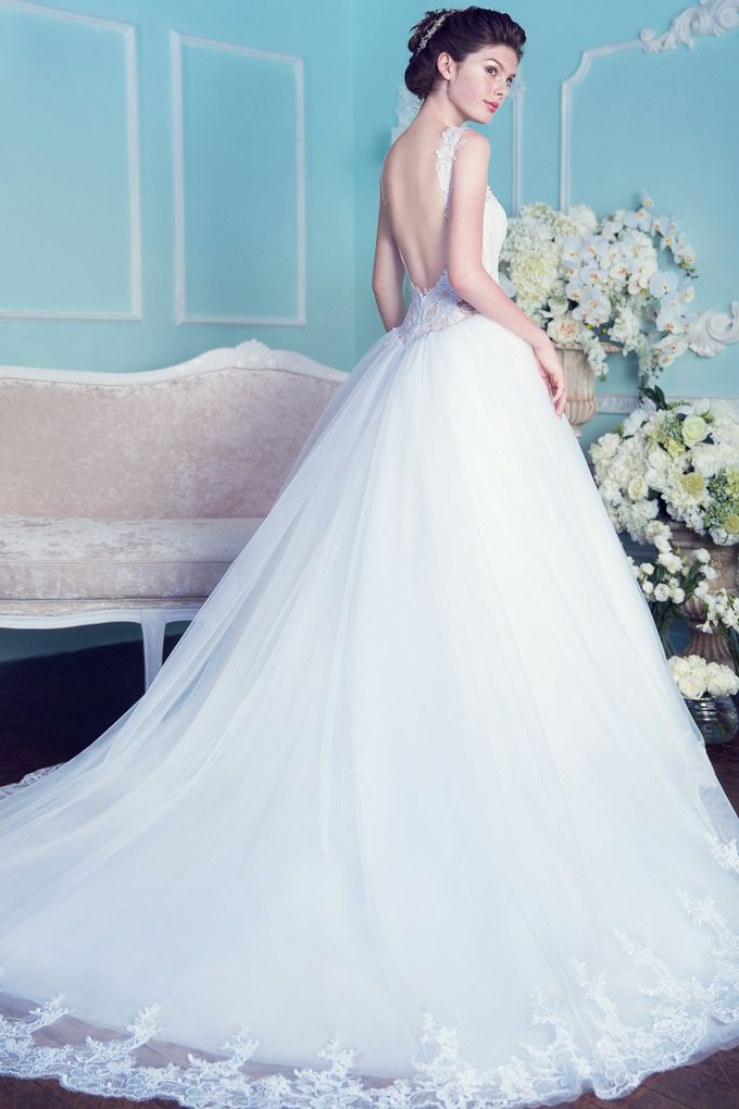 Orchid Wedding Gown Collection by Digio Bridal - 009