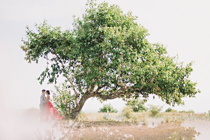 Andy N Elvira Prewedding by Hendra & Andre by Cheese N Click Photography - 009