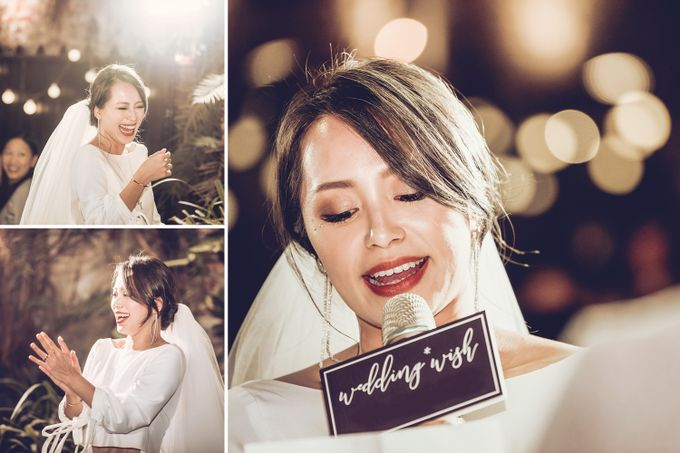 Pineo & Rachel Outdoor Casual Wedding Party at Ubud Bali by GoFotoVideo - 001