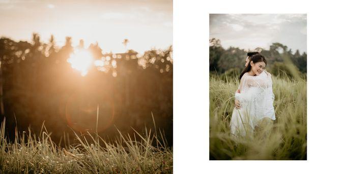 The Bali Prewedding | Kevin & Kristina by Costes Portrait - 004