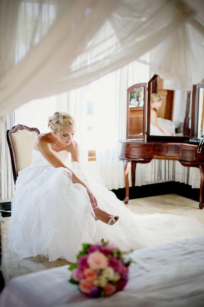 Purple wedding by Bali Angels - 001