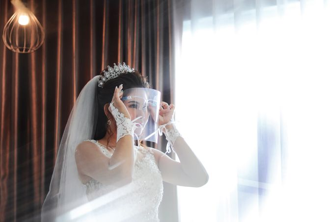 The New Normal Amalia Wedding Simulation 2020 by Retro Photography & Videography - 009