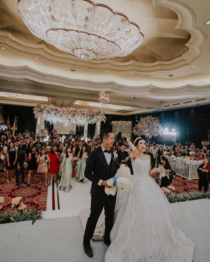 Wedding of Fendi & Olivia - 15.12.19 by The Ritz-Carlton Jakarta, Mega Kuningan - 011