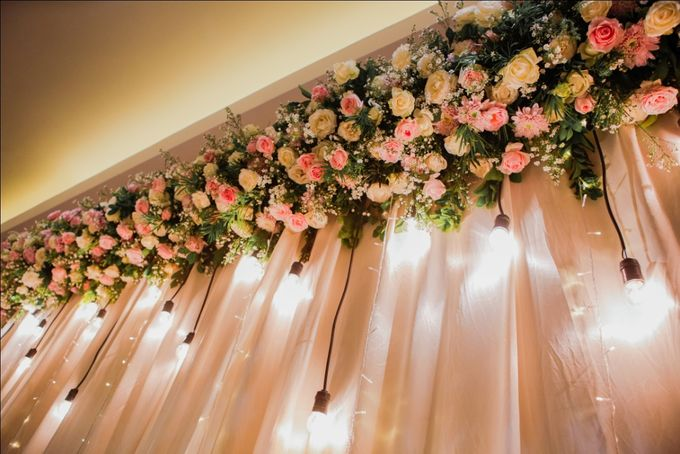 Wedding at Mulia Bali by d'Oasis Florist & Decoration - 006