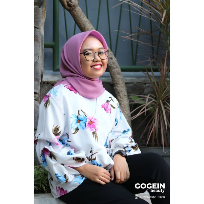 Party Hijab Make-Up by Gogein Beauty - 011