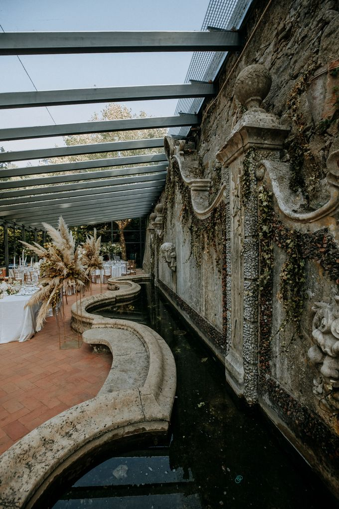 Summer & Pedro Castle Wedding by Fashion Moments Eventos - 021