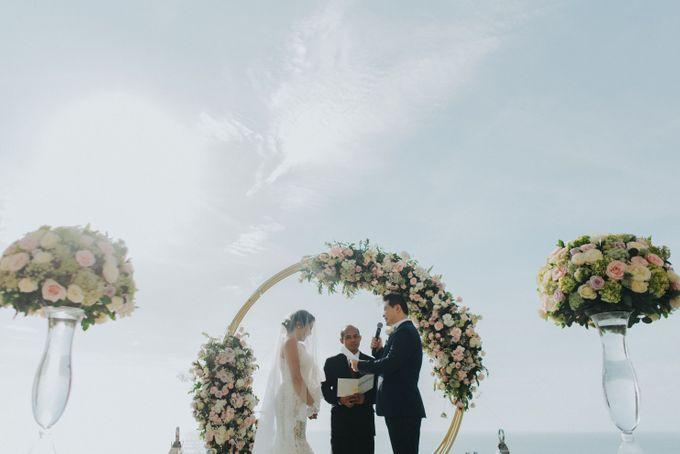 Diva & Jeff Wedding by KAMAYA BALI - 001