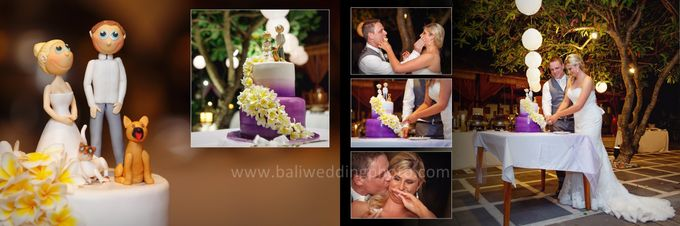 Natalie & Andrew The Wedding by D'studio Photography Bali - 010