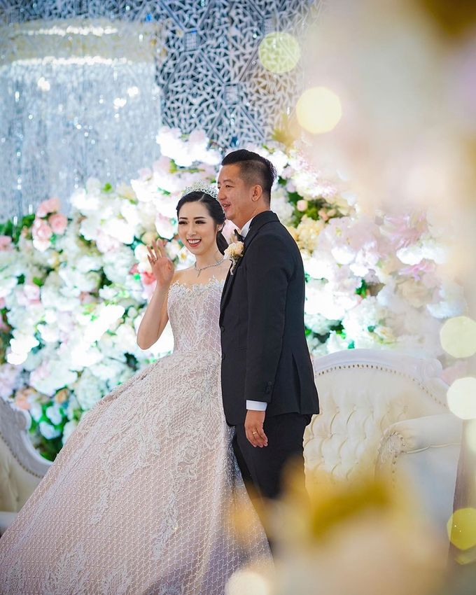 Wedding of Fendi & Olivia - 15.12.19 by The Ritz-Carlton Jakarta, Mega Kuningan - 012