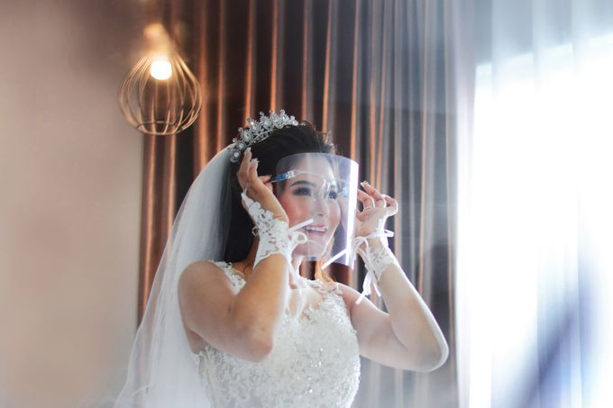 The New Normal Amalia Wedding Simulation 2020 by Retro Photography & Videography - 045