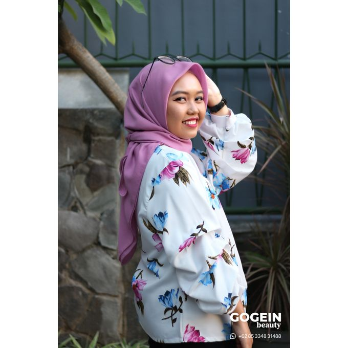 Party Hijab Make-Up by Gogein Beauty - 012